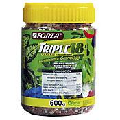 Fertilizante 18-18-18 Tarro X 600 Grs.