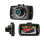 Camara para Carro DVR con Vision Nocturna C282 Color Negro