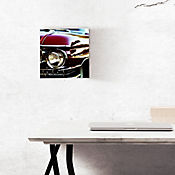 Retablo Espejo Cadillac 30x30 cm