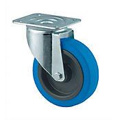Rueda Industrial Girato Azul T00886 Alpha3470 125mm/5 Pulg