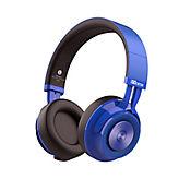 Audífonos Igoma Extrabass Gh20 Bluetooth-Azul