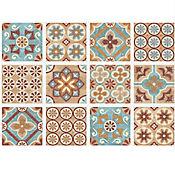 Base Decorada Catalana 25x35cm Multicolor Caja 1 m2