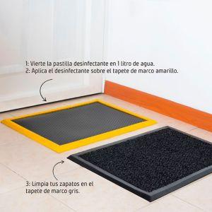 Set x2 Tapetes Desinfectantes