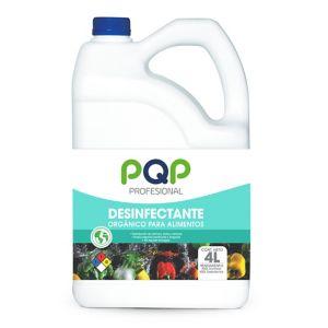 Desinfectante Frutas y Verduras Organico