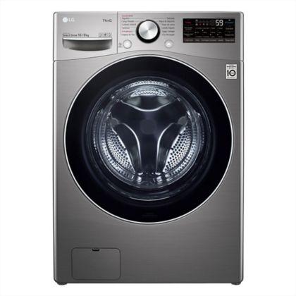 lavadora secadora lg 16kilos + parlante lg pm1