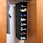 Organizador De Zapatos 8 Pares 97x20x33 cm Negro