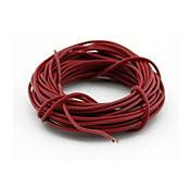 Cable No14 1mt Rojo THHN