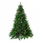 Árbol Navidad 2.4 mt Brunswick 1543 Ramas Dear Santa