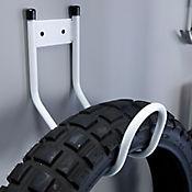 Soporte Bicicletas Blanco