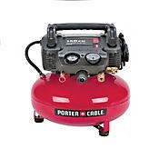 Compresor Pancake 6 Galones 150 psi 2 hp Libre Aceite C2002