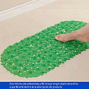 Tapete para Baño Antideslizante 70x35 cm Traslucido