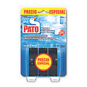 Tripack Pato Tanque Azul 120 gr