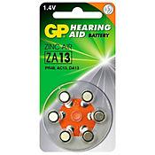 Pila audífono zinc 230 miah 6 unidades