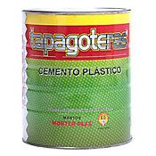 Cemento plástico 1 galón 4,4 kilos