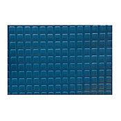 Piso cuadros azul pvc ancho 1,40 metros