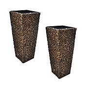 Combo 2 Columnas Cuadradas Jacinto 46 x 105 cm