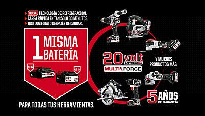 Pieza Batería Ubermann 20V
