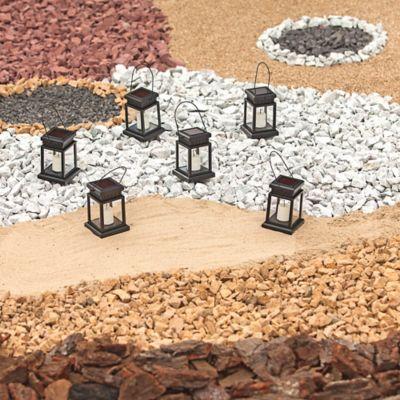 Piedras y Cortezas Decorativas