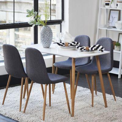 Comedores y juegos de comedor para tu casa for Muebles de cocina homecenter