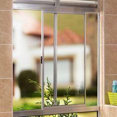 ideas de tratamiento de ventana de casa de playa Ventanas Homecenter