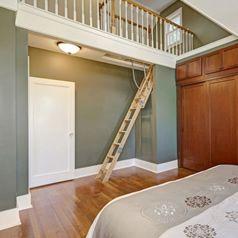 Escaleras de entretecho - altillo