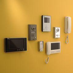 Citófonos y Videoporteros