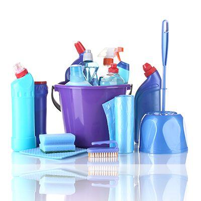 Limpiadores de sanitarios