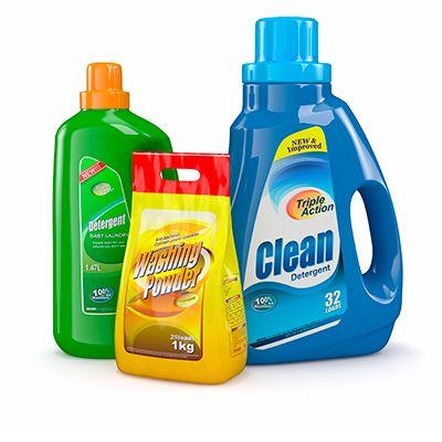 Detergentes líquidos