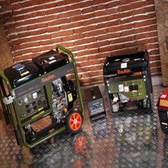 Generadores y Plantas Eléctricas