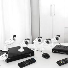 Sistemas de Vigilancia (CCTV y DVR)