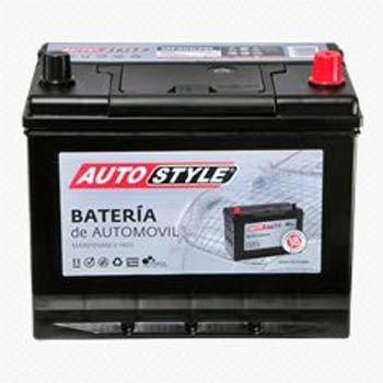 Baterías, Cables y Arrancadores