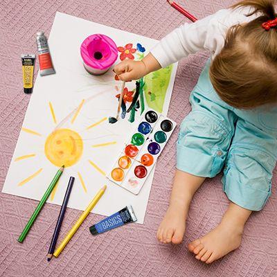 Pinturas Infantiles y Hobbies