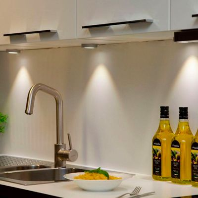 Electricos e Iluminación para tu Cocina