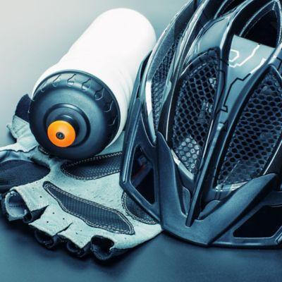 Accesorios y Cascos para Bicicletas