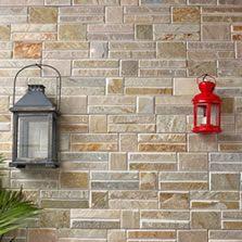 Piedras y cementicios homecenter for Tipos de piedras para paredes exteriores