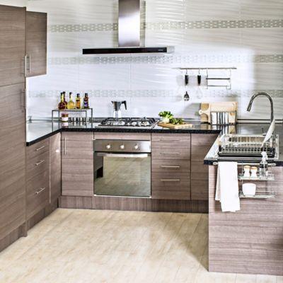 Cocinas y muebles auxiliares homecenter for Compra de cocinas integrales