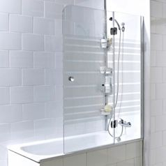 Divisiones de ducha estándar