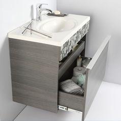 Muebles de baño con lavamanos